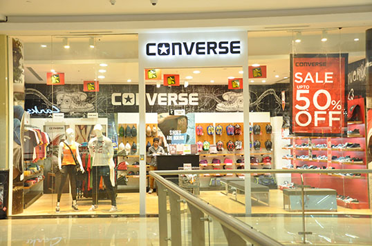converse at outlet mall dkf5  From Basketball Courts to Garage Bands to Art Studios, Converse  Commemorates 100 Years of Being Worn by True Originals Converse is a story  of legends,